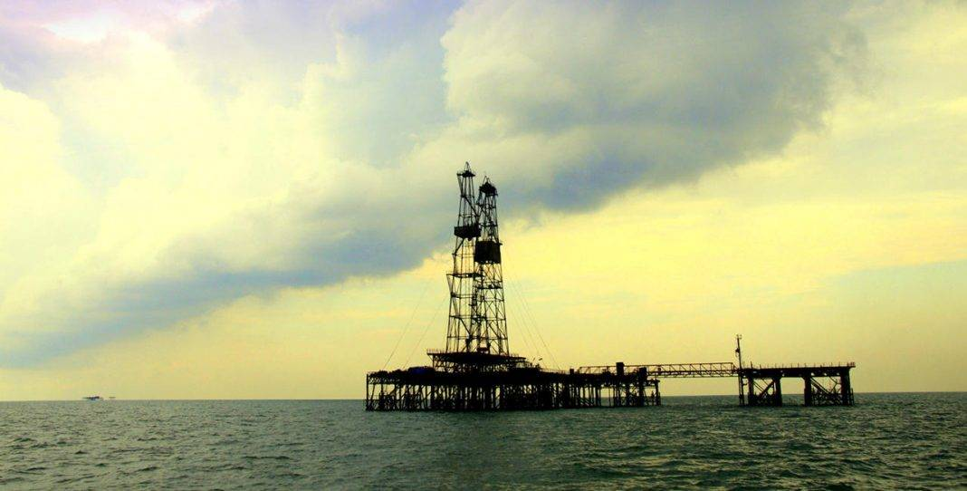 bahar gas field