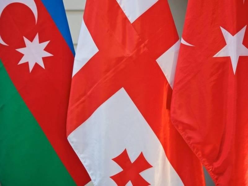 Azərbaycan Gürcüstan və Türkiyə