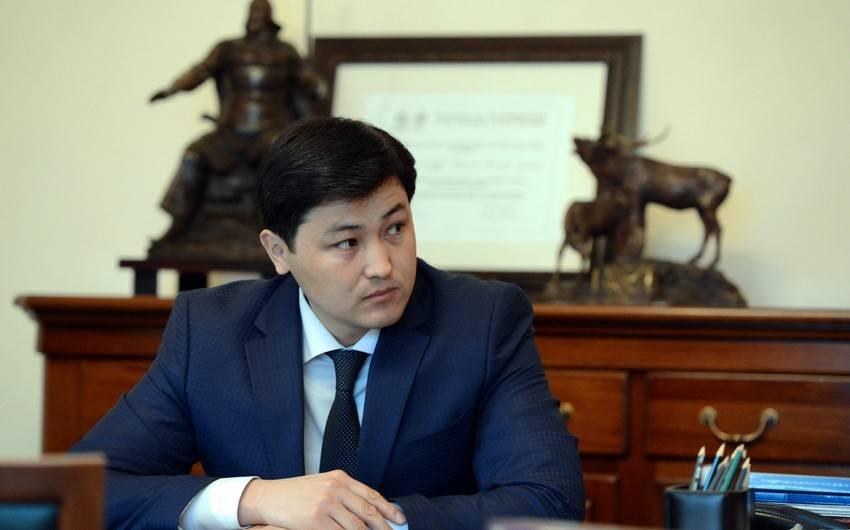 Sadır Japarov Ulukbek Maripov
