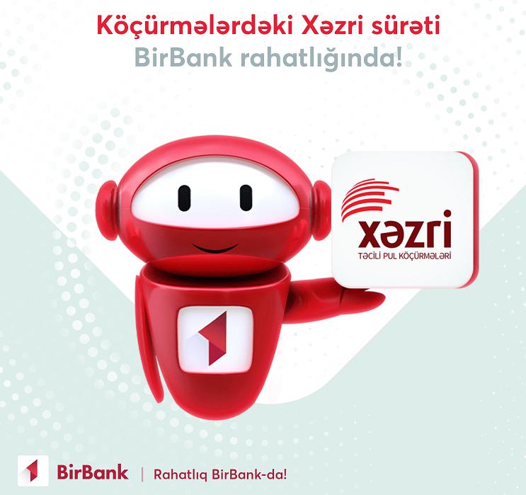 BirBank Xazri