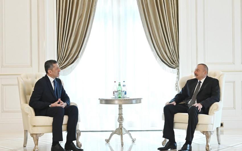 lham Əliyev və Ziya Selçuk