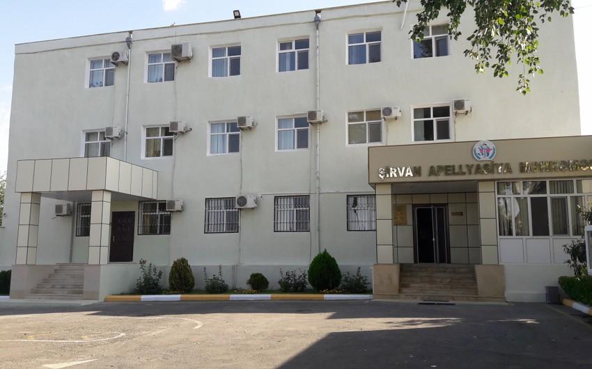 irvan Apellyasiya Məhkəməsi