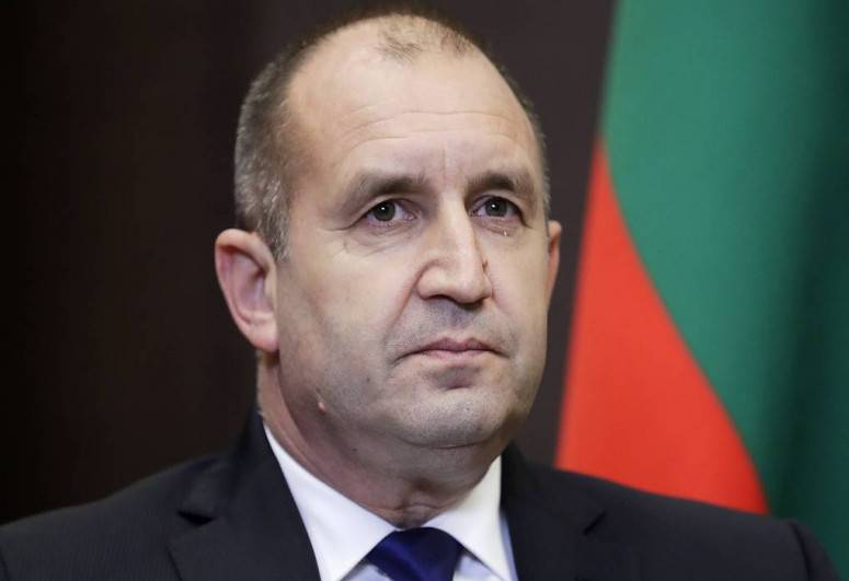 Bolqarıstan Prezidenti Rumen Radev