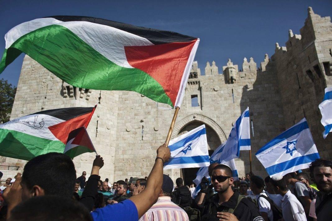 israil fələstin