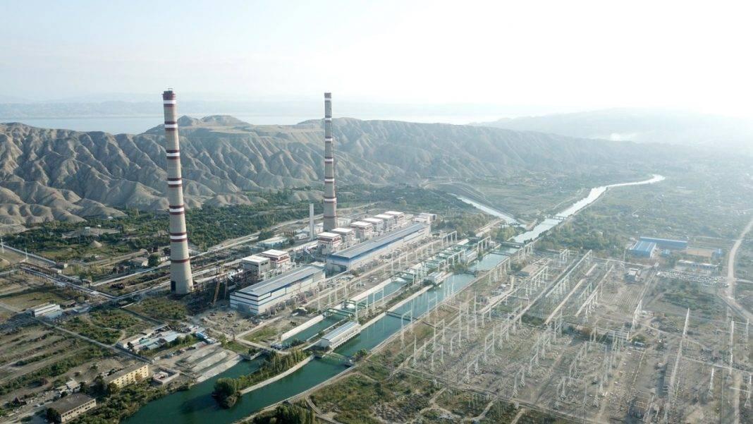 azerbaycan ies istilik elektrik stansiyasi