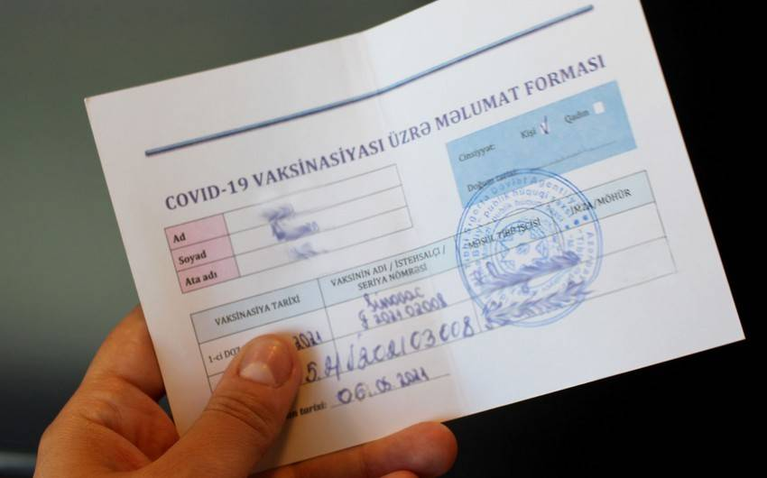 COVID 19 pasport