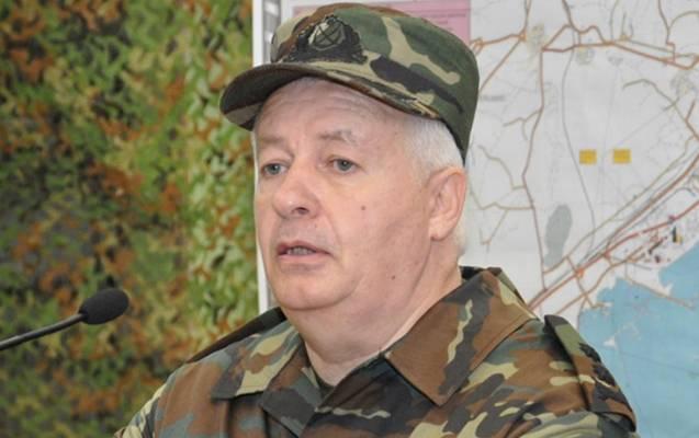 General leytenant Etibar Mirzəyev