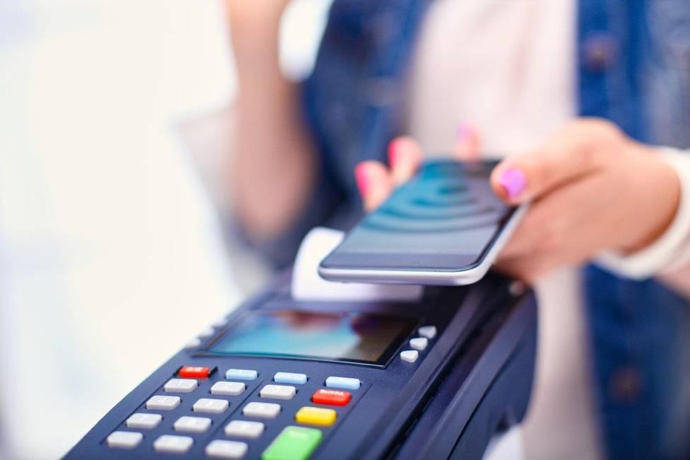 NFC wirless pos terminal
