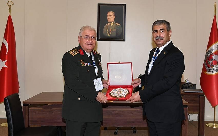 Yasar Guler və Zakir Həsənov