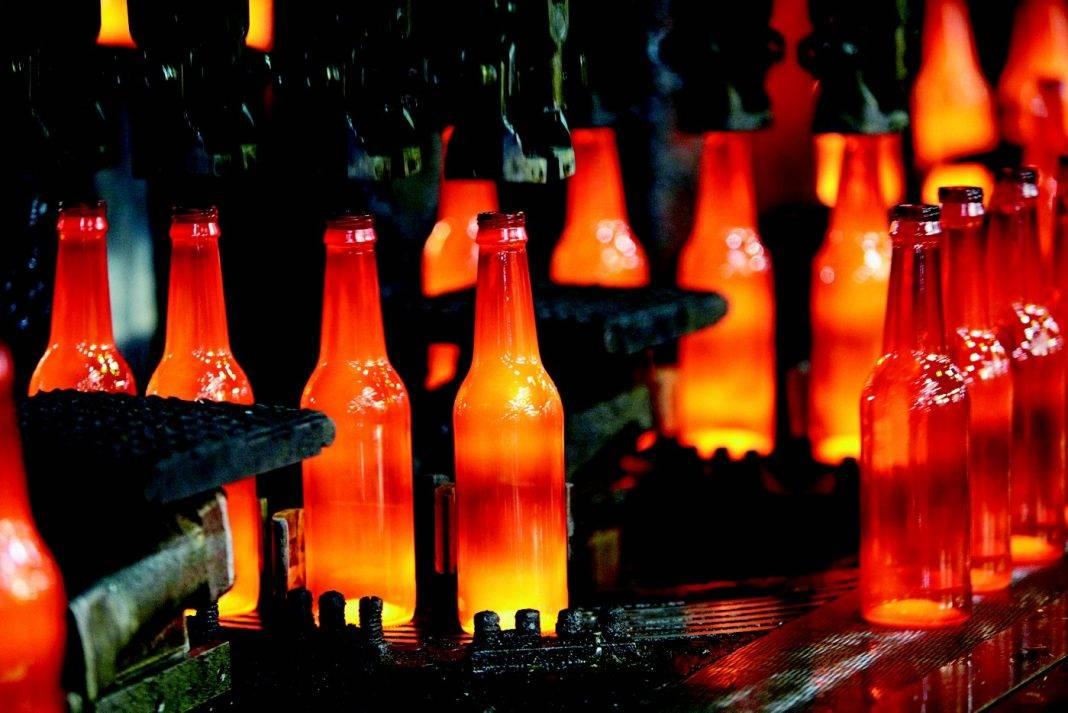 bottle production