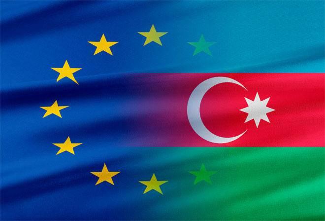 eu azerbaijan flags 030719
