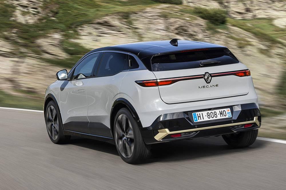 2021 New Renault Mgane E TECH Electric Nature 1