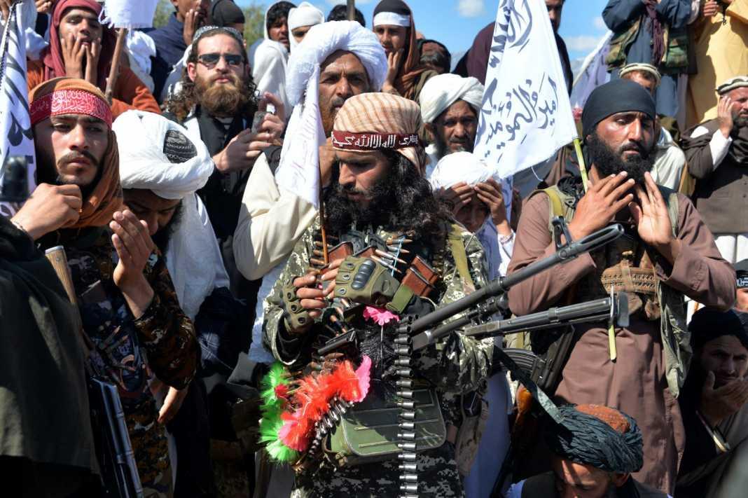 Afghanistan Taliban March 2020