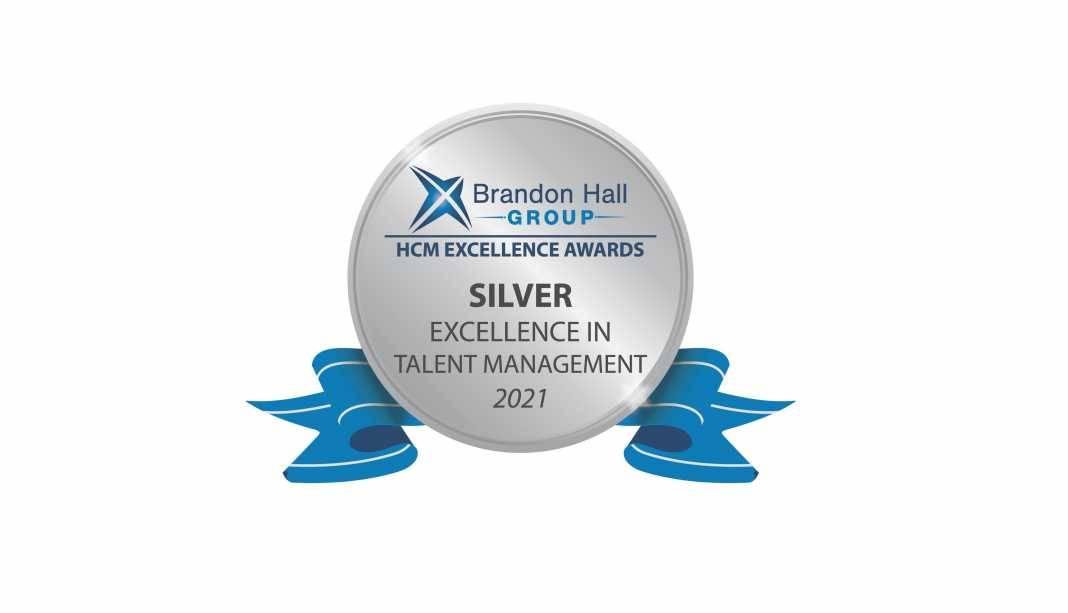 Brandon Hall Group Silver Award