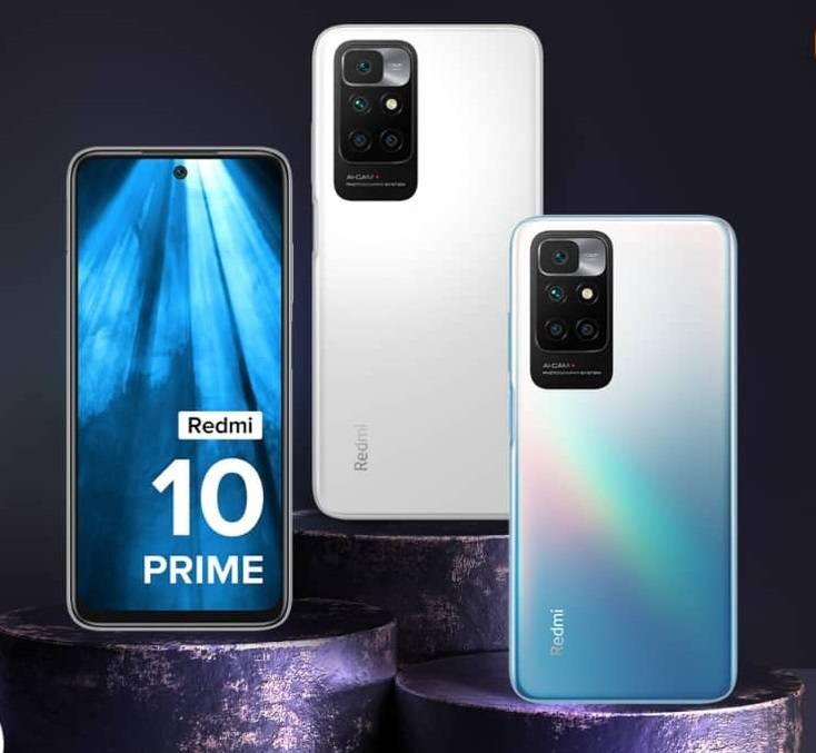 Redmi 10 Prime