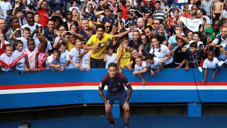 skysports neymar neymar jr psg paris saint germain ligue 1 4066734