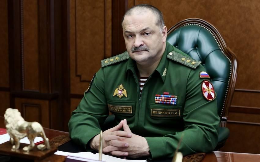 Sergey Melikov Dağıstan Respublikasının rəhbəri seçilib